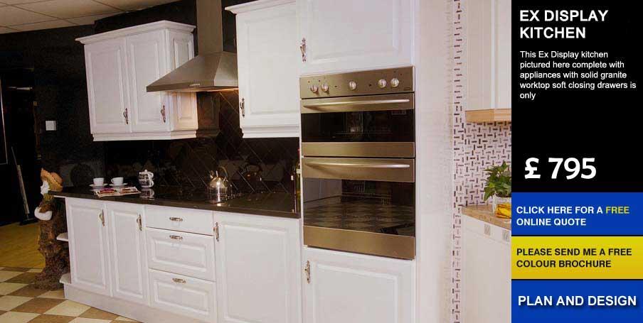 ex display kitchen island- universalcouncil